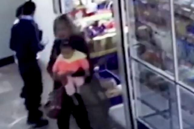 Policías recuperan en Ciudad Neza a bebé robada en Hospital General