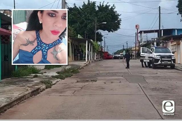Asesinan a balazos a mujer transexual en Veracruz