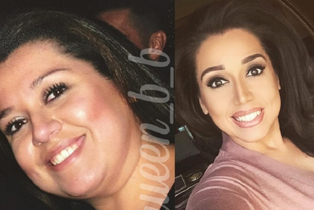 Mujer supera infidelidad de su marido, baja 46 kilos y hoy luce como modelo