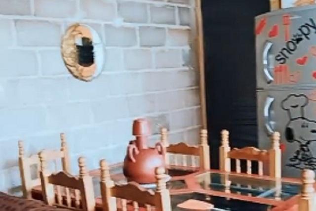 'Toda es de laminita, pero es mía': mujer presume su casa en TikTok