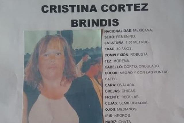 Reportan desaparición de mujer en San Salvador el Verde