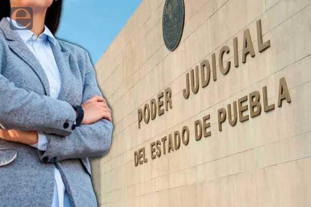 Vacantes en Poder Judicial serán cubiertas por mujeres: Barbosa