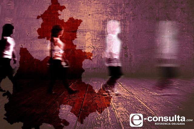 Acapara Puebla capital casos de desaparición de mujeres: Idhea