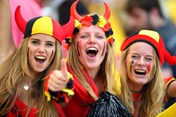 10 sexys y bellas mujeres alemanas que podrían ir al Mundial de Rusia