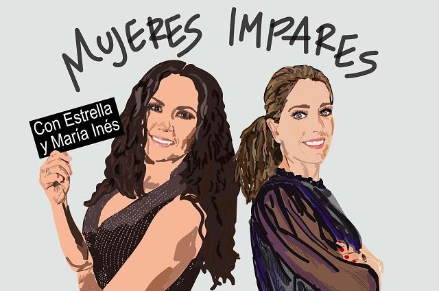 Presentan Mujeres Impares con Estrella y María Inés