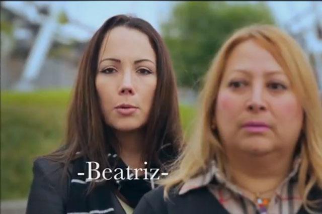 En vídeo, mujeres reprochan a Gali despidos en el Ayuntamiento