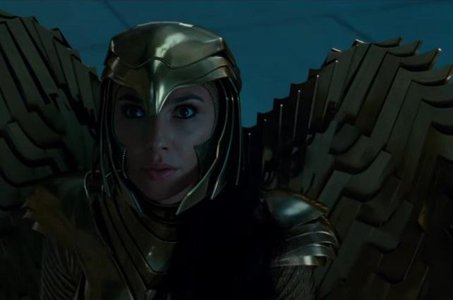 Estrenan trailer de Wonder Woman 1984