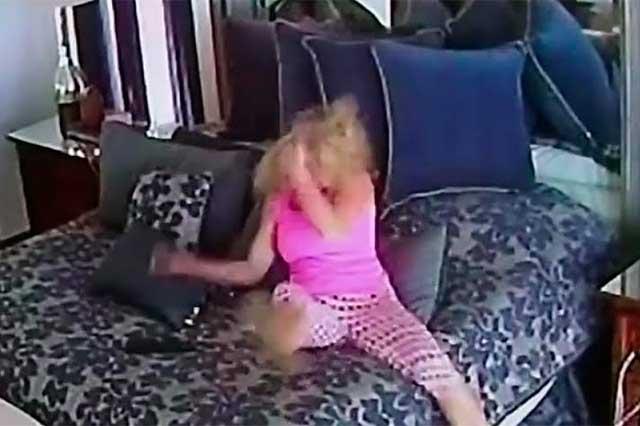 Mujer hace robo millonario a su novio y después lo acusa de golpearla