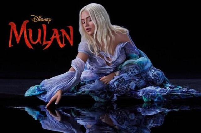 Disney presenta video Reflection con Christina Aguilera para Mulán