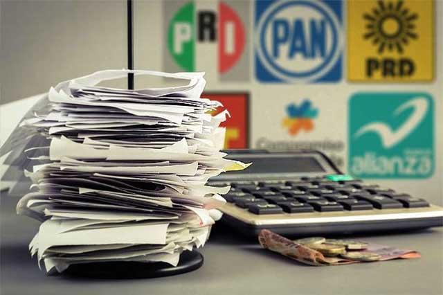 Impugnan partidos en cascada multas del INE en Puebla