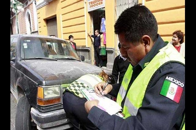 ¿Cuánto recauda el ayuntamiento de Puebla por multas de tránsito?