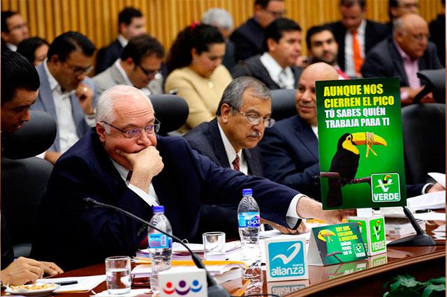 El INE multa al Verde con 88.5 mdp por ocultar información
