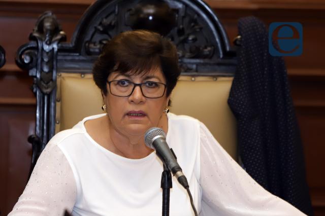 Ahora avalan licencia temporal a Silvia Tanús en Cabildo de Puebla