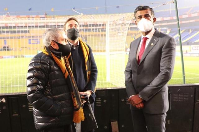 Mundial de Clubes se jugará SIN PÚBLICO, señala embajador de Catar