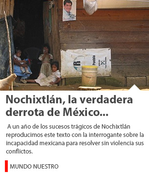 Nochixtlán, la verdadera derrota de México: de dónde viene el reclamo de los maestros
