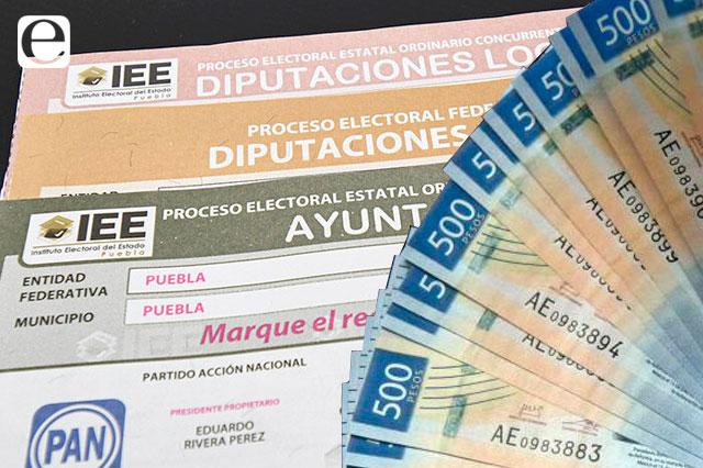 Gobernarán Morena y PAN los municipios más ricos de Puebla