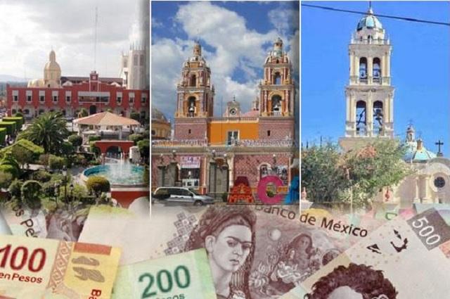 Enciende SHCP focos amarillos por deuda municipal en Puebla