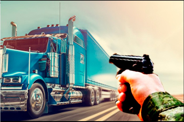 Puebla es segunda en el país por asaltos a transportistas