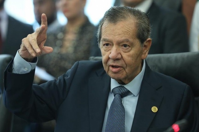 Muñoz Ledo es el más conocido para dirigencia de Morena: INE
