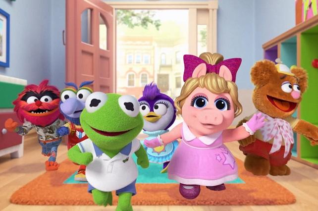 Este domingo el preestreno de Muppet Babies en Disney Junior y Tv Azteca