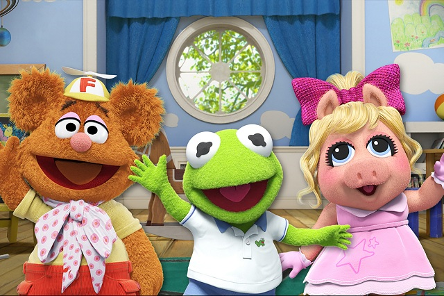 Muppet Babies y Fancy Nancy, dos historias que llegan a Disney Junior