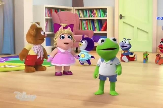 Mira de que trata Muppet Babies, la nueva serie de Disney Junior