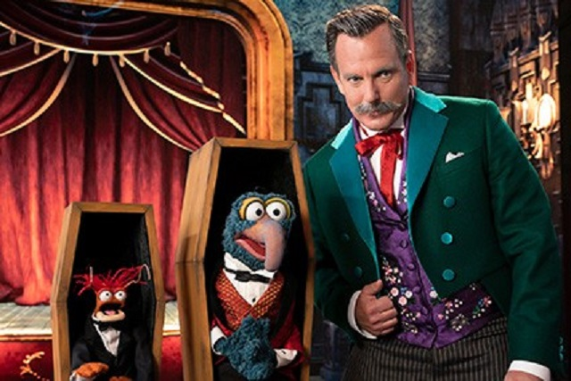 Ya se estrenó Muppets Haunted Mansion: La mansión hechizada