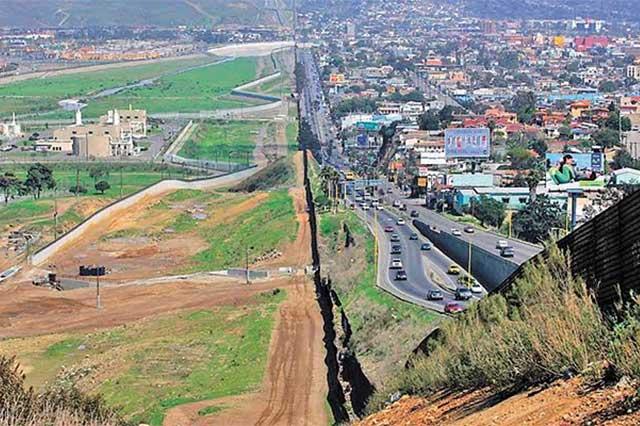 EU evalúa la posibilidad de que carteles mexicanos paguen el muro