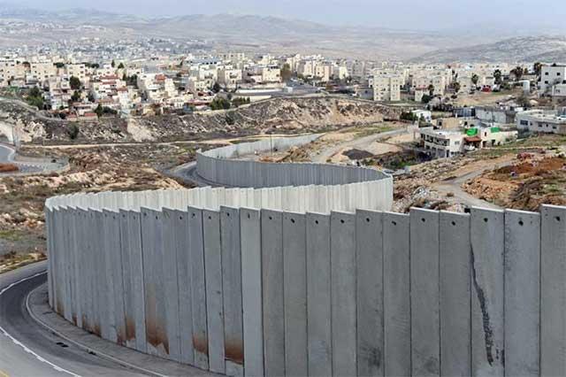 Israel aplaude el muro de Trump y lo califica de gran idea