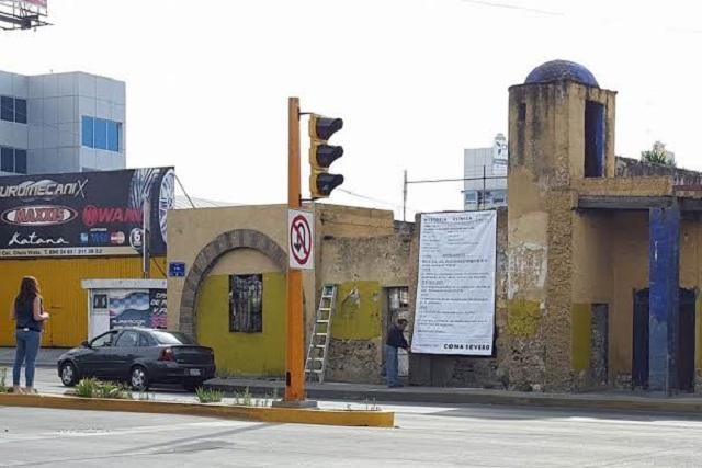 Documenta exposición ITESM declive de inmueble histórico poblano