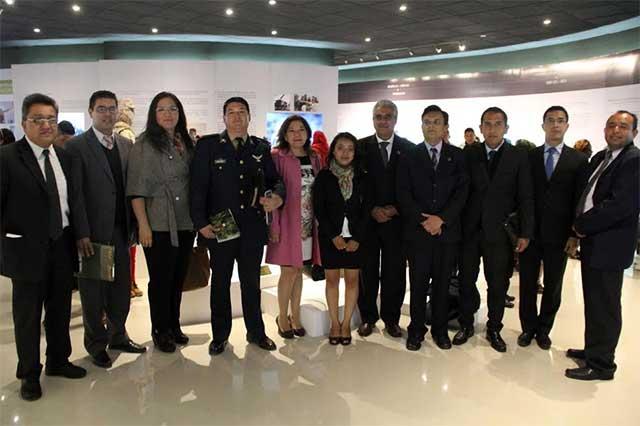 UTTECAM brinda apoyo técnico a Museo Histórico de la XXV Zona Militar