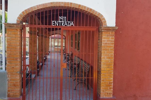 Museo Comunitario de Zapata del Plan de Ayala, en el abandono
