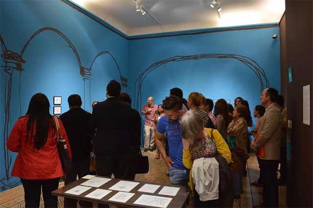 Abre Museo ITESM Puebla exposición profesores inspiradores