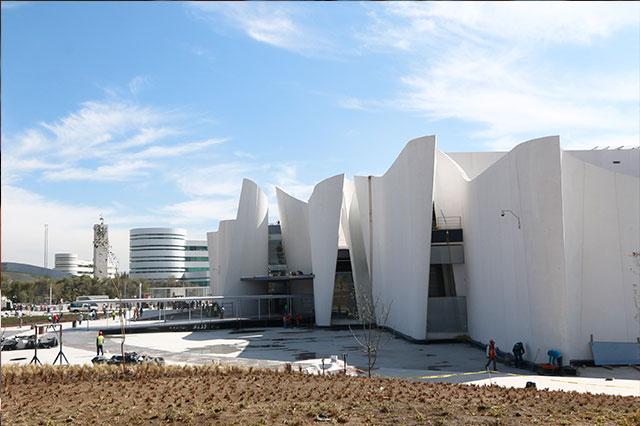 Gana en visitas Museo de la Evolución al millonario Museo Barroco