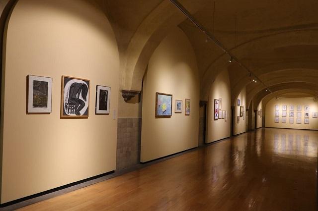 Exponen obras de internos del Cereso en San Pedro Museo de Arte