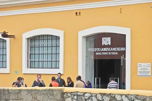 Por lluvia, daños en el Museo de la Música serían millonarios
