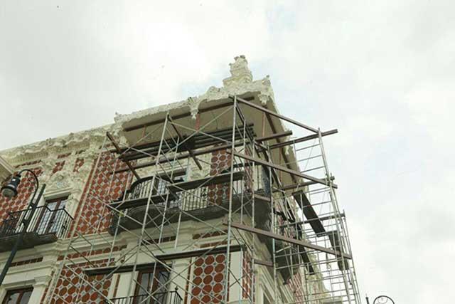 Especialistas intervienen Museo Casa de Alfeñique: Ayuntamiento