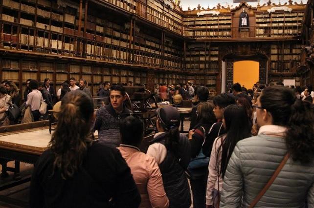 Más de 21 mil visitantes en la primera noche de museos 2019
