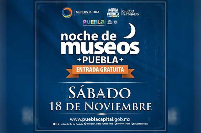 ¡No te pierdas la noche de museos!