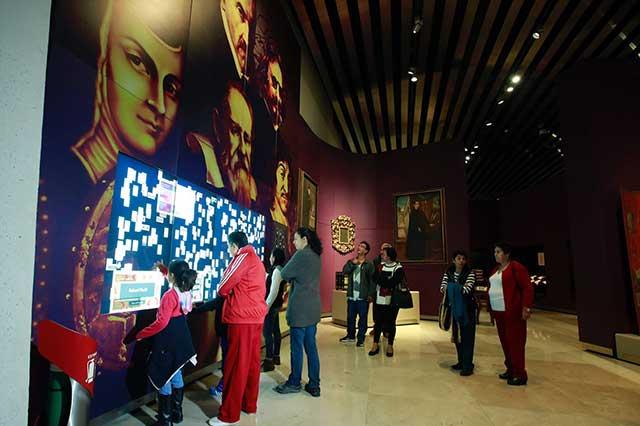 Reabre el 60% de los museos en Puebla este fin de semana