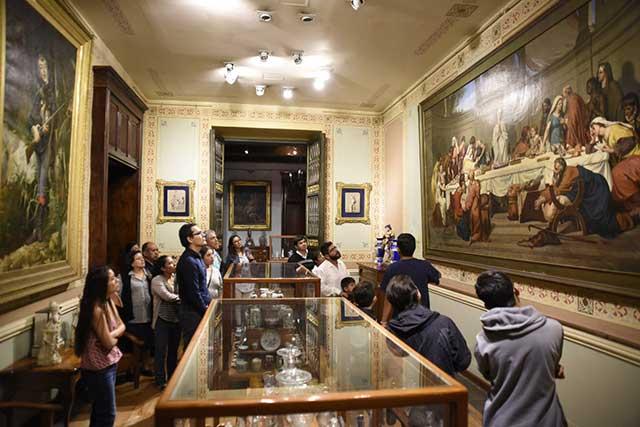 Ayuntamiento de Puebla celebra X edición de Noche de Museos