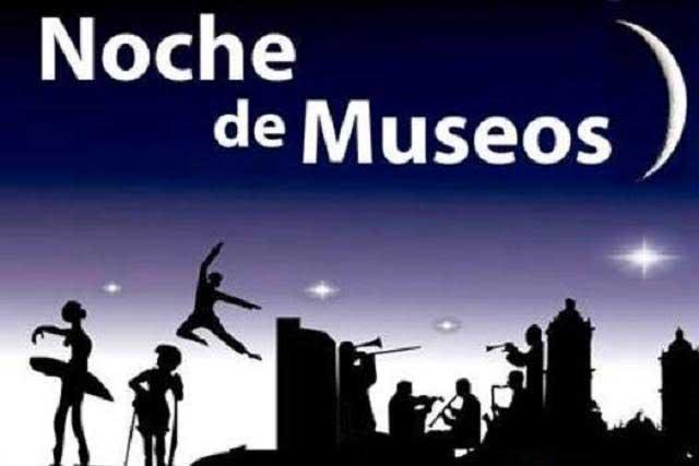 Norte Infinito y La estampa en la Noche de Museos