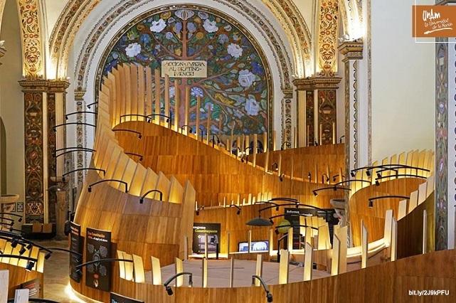 Por su diseño interior, museo de la UNAM gana el Red Dot Award