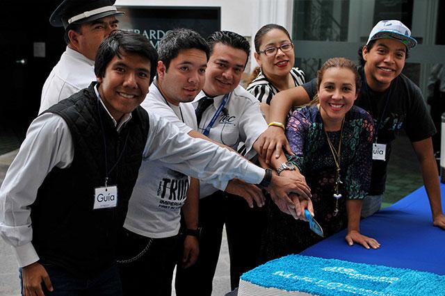 Cumple 4 años el museo del Tecnológico de Monterrey en Puebla
