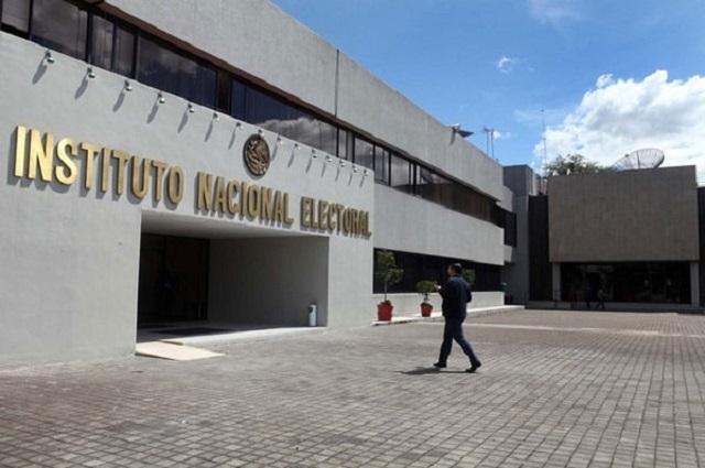 Con 2 poblanos incluidos INE reanuda elección de consejeros