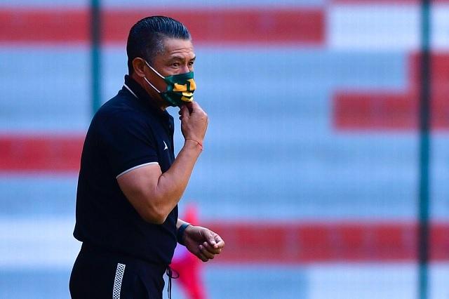Ignacio Ambriz con ganas de dirigir Selección o llegar a Europa