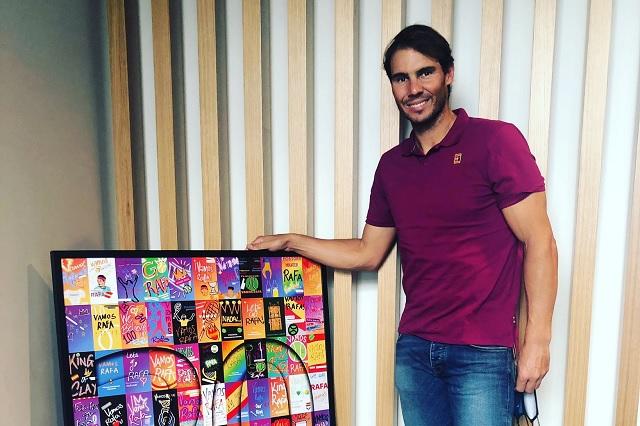 Rafael Nadal logra 800 semanas consecutivas en el Top 10
