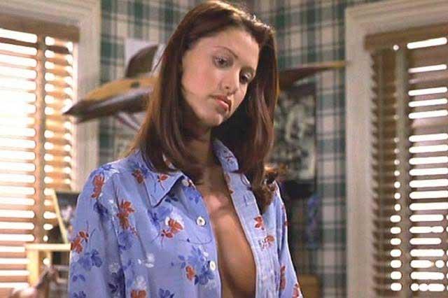 Nadia pasó de chica sexy en American Pie a jugadora profesional de póker