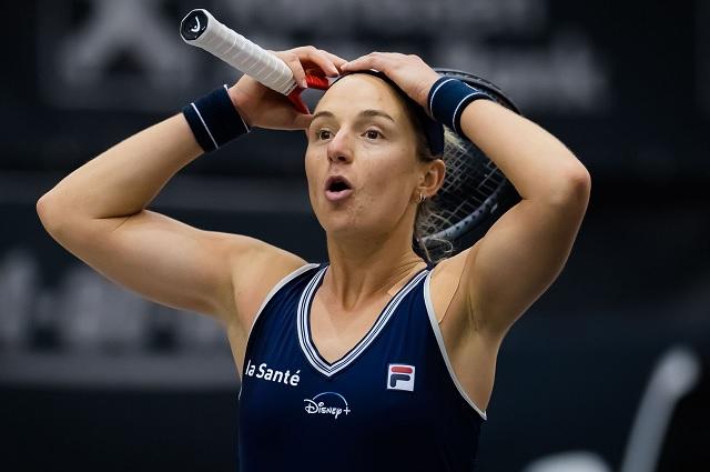 WTA premia a la argentina Nadia Podoroska como 'Revelación del Año'