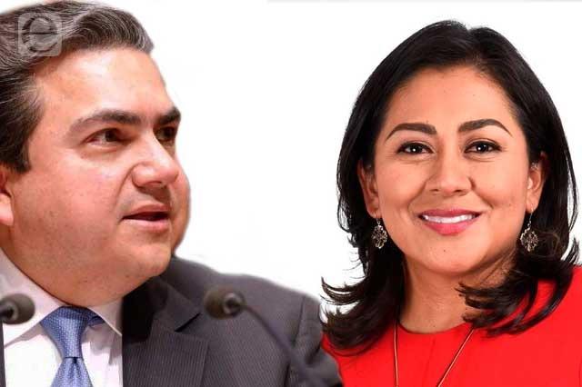 Senadores poblanos firmaron carta del ultraderechista VOX